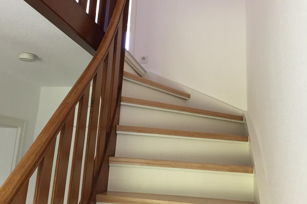 Treppendetail nachher